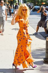 Kylie Minogue - Out in New York City 06/26/2018