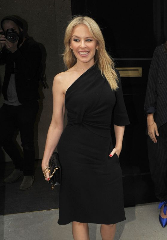Kylie Minogue - Stella McCartney Flag Ship Store Grand Opening in London 06/12/2018