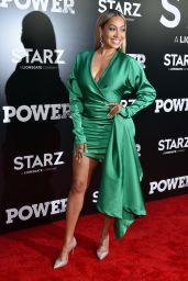"La La Anthony – ""Power"" TV Show Premiere in NY"