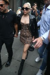 Lady Gaga Style - Out in New York City 06/28/2018