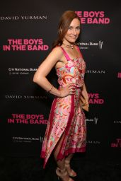 """Laura Benanti - """"The Boys in the Band"""" 50th Anniversary Celebration on Broadway"""