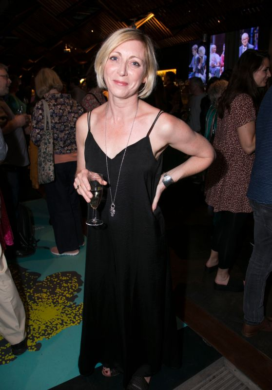 "Laura Howard - ""Genesis Inc"" Party, After Party in London 06/28/2018"