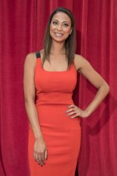 Laura Rollins - British Soap Awards 2018in London
