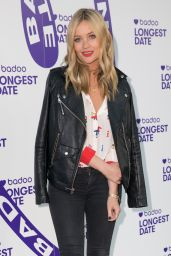 Laura Whitmore – Badoo's Longest Date in London 06/21/2018