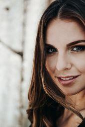 Laura Wontorra - Photoshoot for HUBLOT 2018