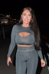 Lauren Goodger - Night Out in Brighton 06/24/2018