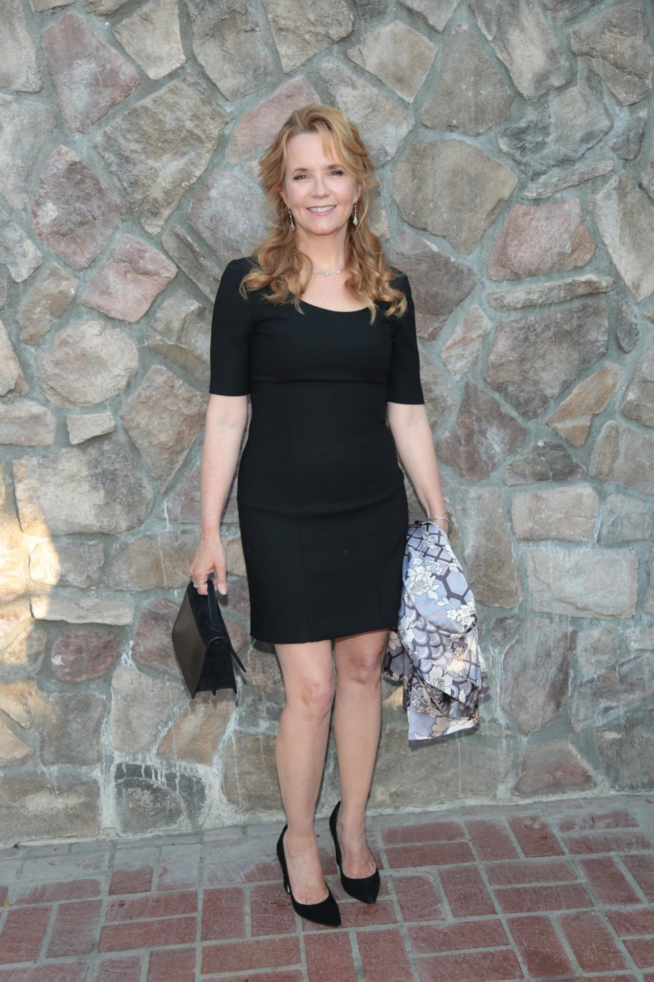 Lea Thompson 2018 Saturn Awards In Burbank
