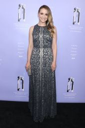 Leah Wyar – 2018 Fragrance Foundation Awards in NYC