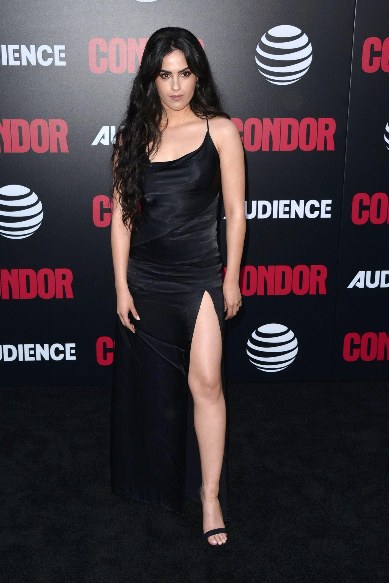 Leem Lubany – Audience Network's Condor Premiere Event in LA