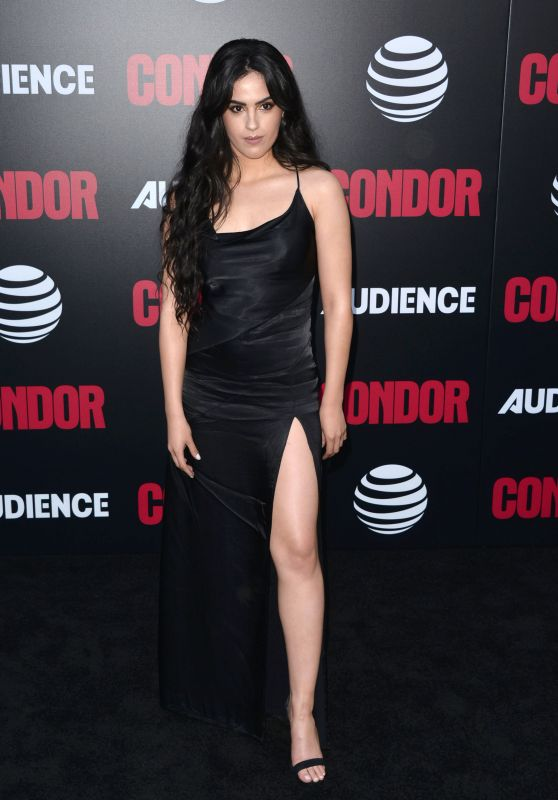 Leem Lubany – Audience Network's Condor Premiere Event in LA