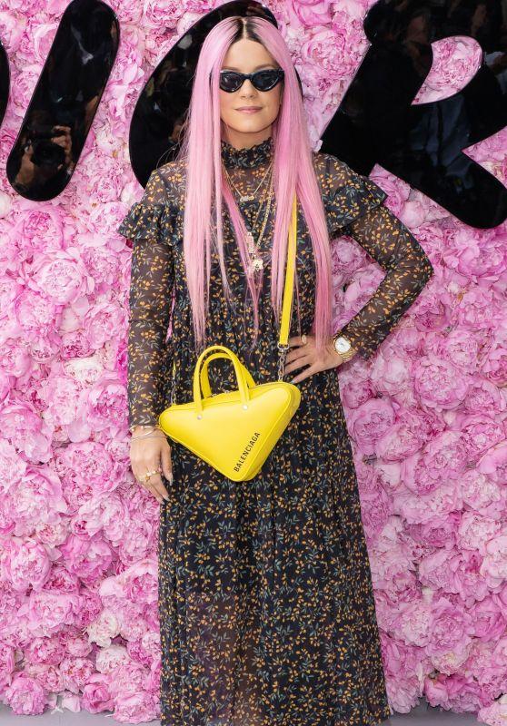 Lily Allen – Dior Homme Show SS19 in Paris 06/23/2018