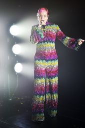 """Lily Allen - Launches Her New Album """"No Shame"""" at G-A-Y in London 06/10/2018"""
