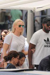 Lindsey Vonn - Shopping in Paris 06/25/2018