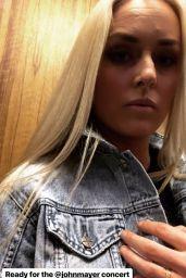 Lindsey Vonn - Social Media 06/11/2018