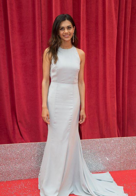 Lisa Ambalavanar – British Soap Awards 2018 in London