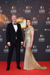 Lisa Henni – 2018 Monte Carlo Television Festival Closing Ceremony