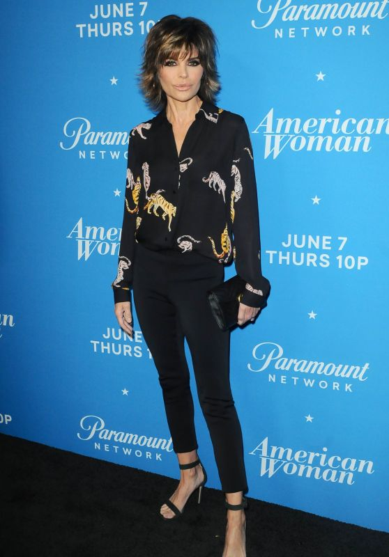 "Lisa Rinna – ""American Woman"" Premiere Party in LA"