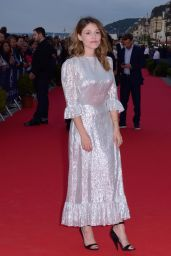 Lola Bessis – 32nd Cabourg Film Festival Closing Red Carpet