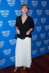 Lolita Chammah – 2018 Champs-Élysées Film Festival Closing Ceremony in Paris