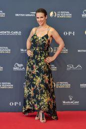 Lorie Pester – 2018 Monte Carlo TV Festival Opening Ceremony