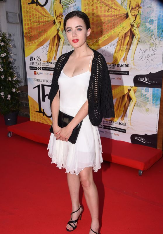 Lou Gala – Herault Film Festival of Cinema and Television in Agde 06/20/2018