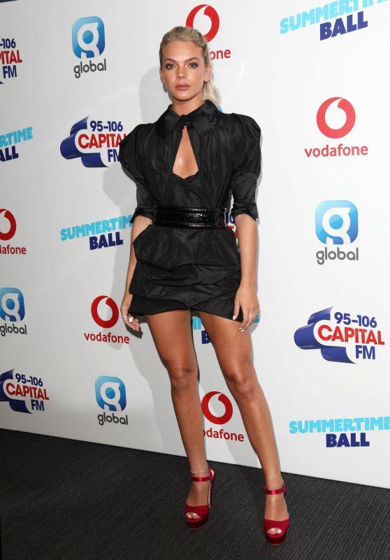 Louisa Johnson – Capital FM Radio Summertime Ball 2018 in London