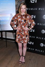 """Louisa Krause – """"Woman Walks Ahead"""" Special Screening in NY 06/26/2018"""