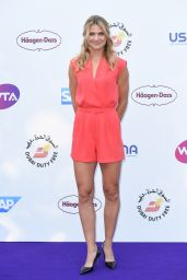 Lucie Safarova – WTA Tennis on The Thames Evening Reception in London 06/28/2018