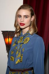 Lucy Fry – Max Mara WIF Face Of The Future in LA 06/12/2018