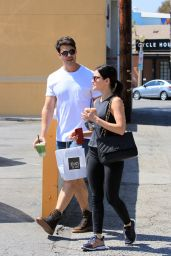 Lucy Hale at Joans on Third in LA 06/29/2018