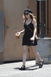 Lucy Hale - Celebrating Her Birthday at Cascabel Restaurant in Toluca Lake 06/14/2018
