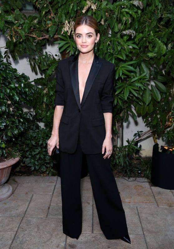 Lucy Hale – Max Mara WIF Face Of The Future in LA 06/12/2018