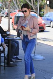 Lucy Hale - Out in Studio City 06/19/2018