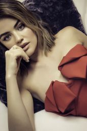 Lucy Hale - Photoshoot for Haute Living