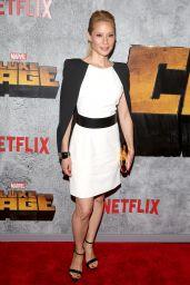 "Lucy Liu – ""Luke Cage"" TV Series Premiere in New York"