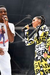 Mabel McVey – Performs at Capital FM Summertime Ball in London