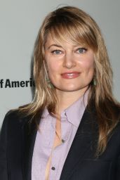 "Madchen Amick – ""The Humans"" Play Opening Night in LA"
