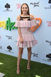 Maddie Ziegler - Children Mending Hearts Empathy Rocks Fundraiser in LA