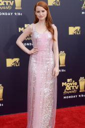 Madelaine Petsch – 2018 MTV Movie And TV Awards in Santa Monica