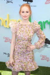 Madelaine Petsch - Children Mending Hearts Empathy Rocks Fundraiser in LA