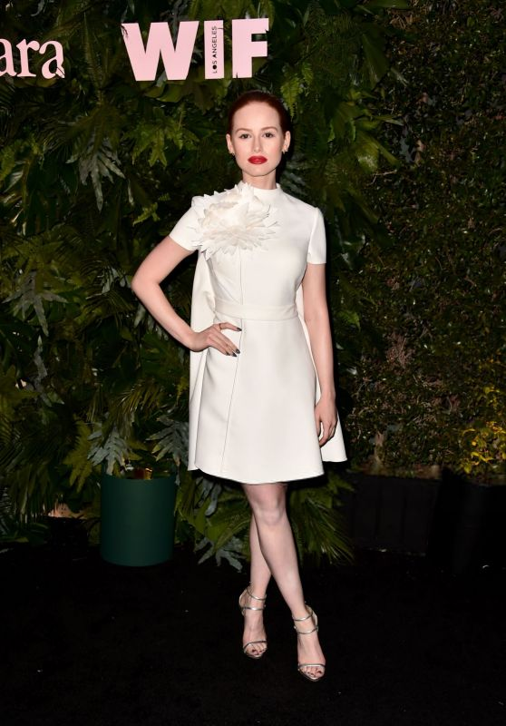 Madelaine Petsch – Max Mara WIF Face Of The Future in LA 06/12/2018