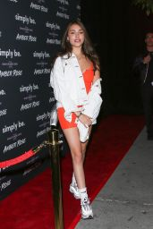 Madison Beer - Amber Rose x Simply Be Launch Party in LA