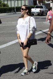 Madison Beer - Lunch Date With Friends in Beverly Hills 06/13/2018