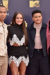 Madison Pettis – 2018 MTV Movie And TV Awards in Santa Monica