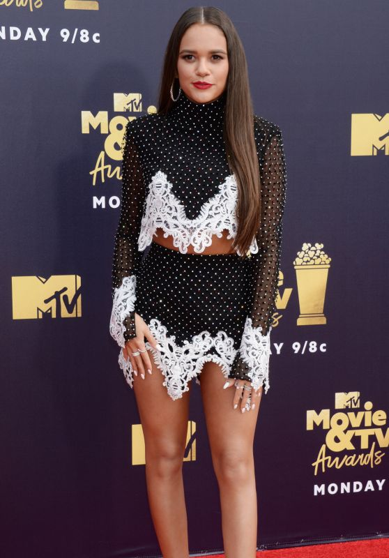 Madison Pettis – 2018 MTV Movie And TV Awards in Santa Monica