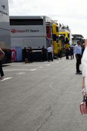Maeva Coucke - F1 France Grand Prix 06/24/18