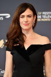 Maggie Siff – 2018 Monte Carlo TV Festival Opening Ceremony