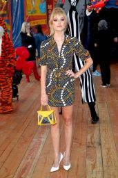 Maika Monroe – Moschino S/S 2019 Menswear And Women's Resort Collection in Burbank