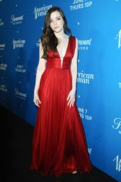 "Makenna James – ""American Woman"" Premiere Party in LA"