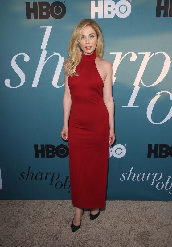 """Malea Rose – """"Sharp Objects"""" Premiere in Los Angeles"""